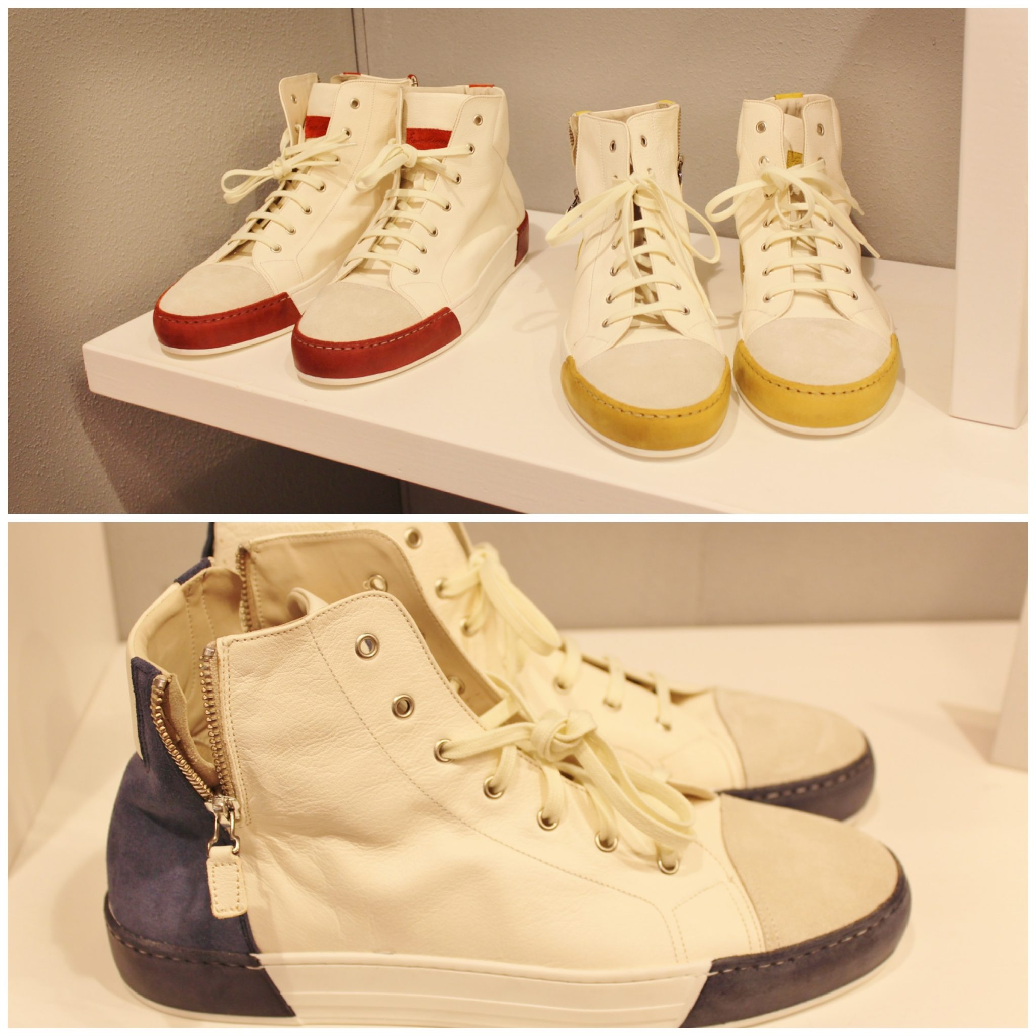 Sneakers by Franceschetti SS2014 Collection