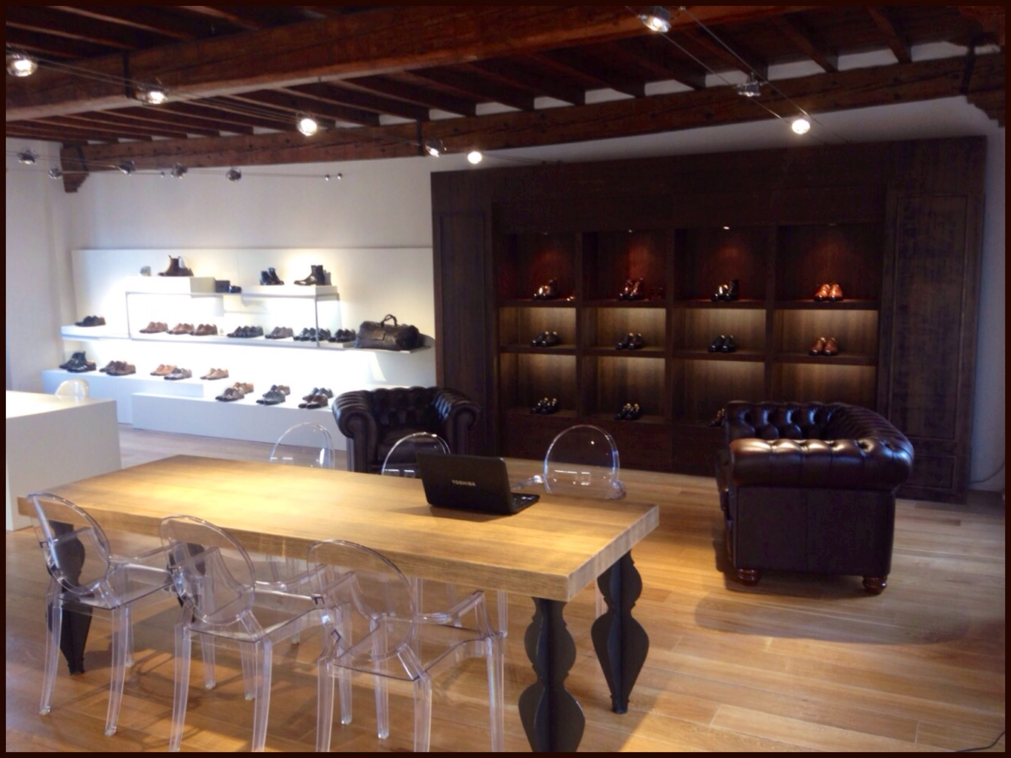 showroom Franceschetti
