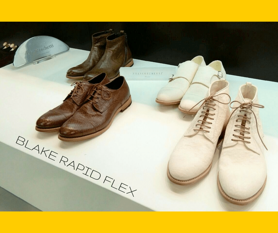 Pitti Uomo 88: lace up shoes and double buckle in natural leather Franceschetti SS16
