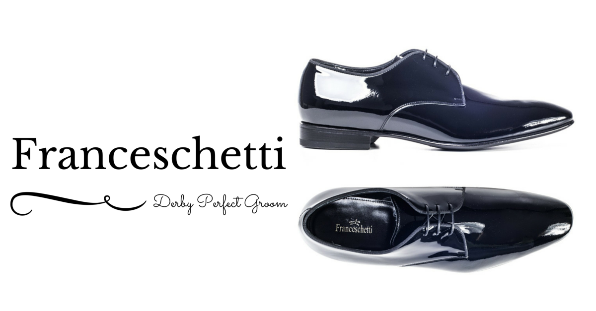 Scarpe derby Perfect Groom Franceschetti