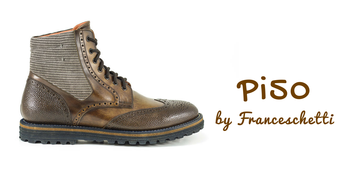 Ankle boots Pi50 with bottom in EVA Franceschetti