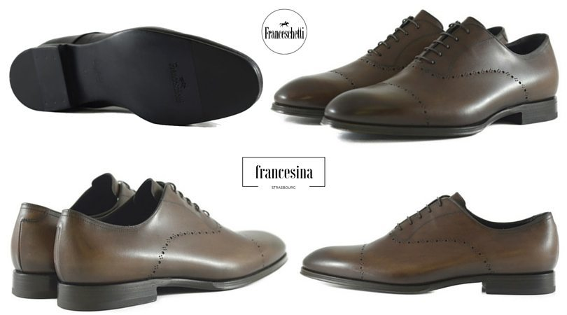 scarpa derby e francesina: differenze