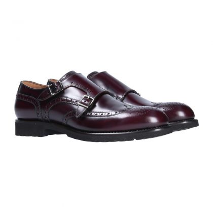 Doppia fibbia Cambridge Franceschetti shoes