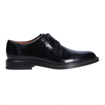 Black shoes by Franceschetti shoes