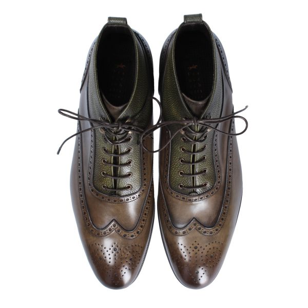 Stivaletto Polacco Rembrandt #franceschettishoes Made to order