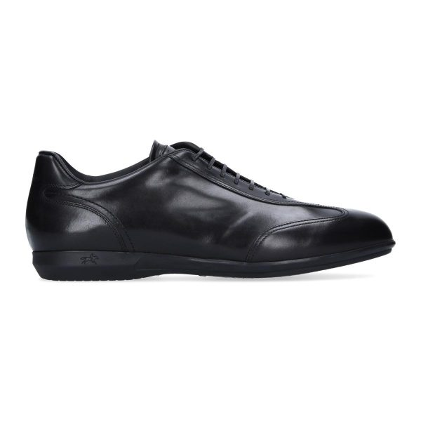 Francesina Vicenza nera by Franceschetti shoes