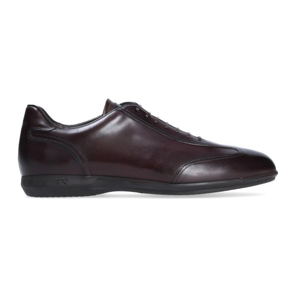 Francesina Verona marrone by Franceschetti shoes