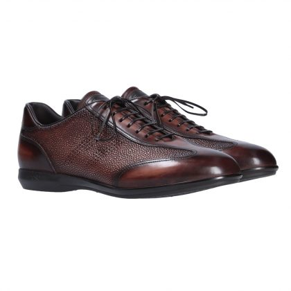 Casual lace up shoes by Franceschetti shoes