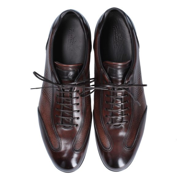 Francesina scarpe oxford by Franceschetti shoes