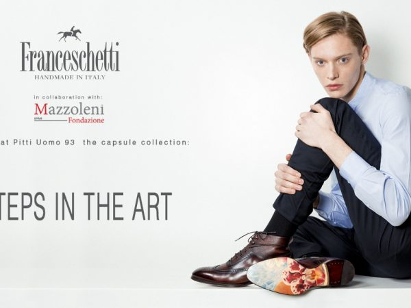 pitti uomo art collection