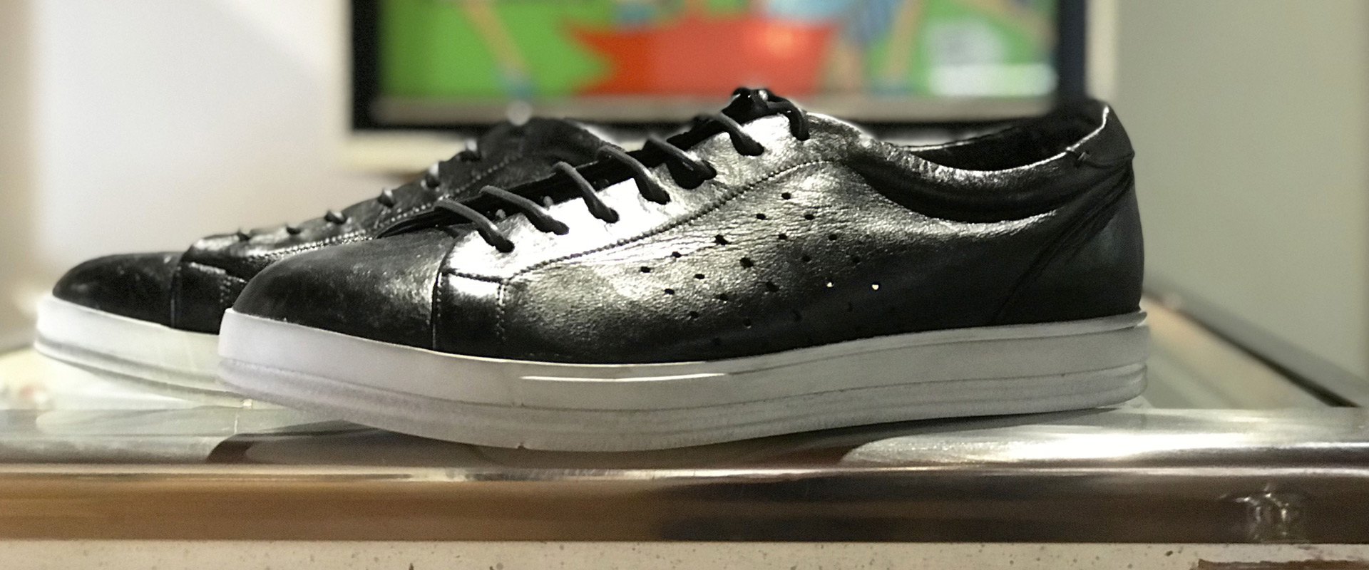 Washed Capsule collection Sneaker Brando