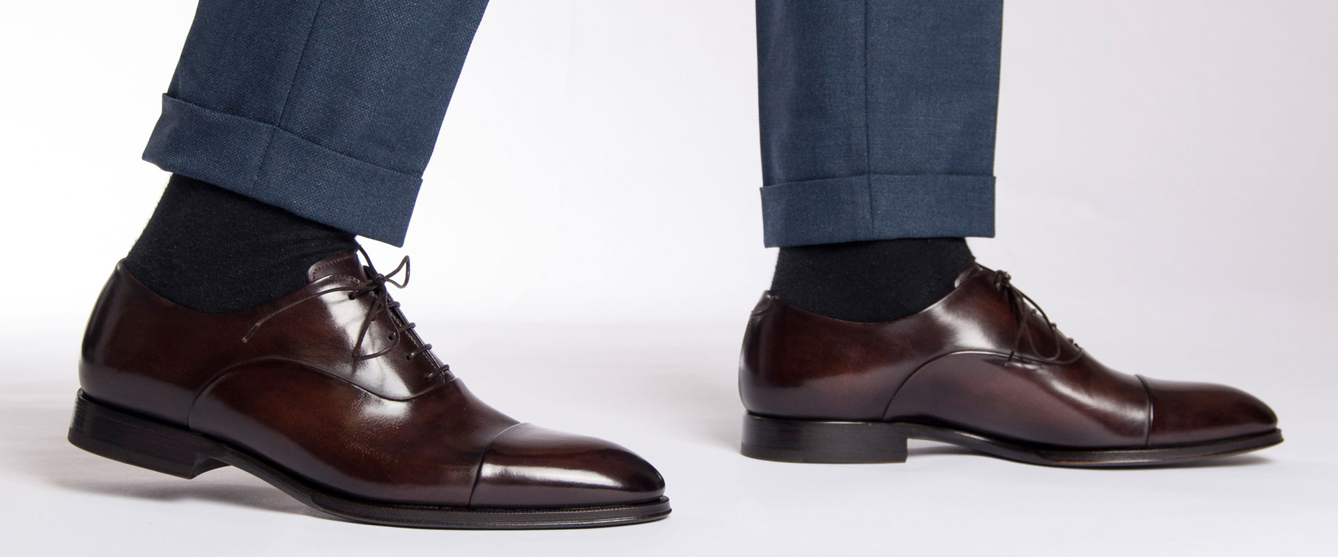 Elegant oxford shoes