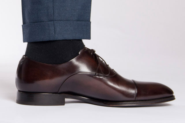 luxury oxford shoe